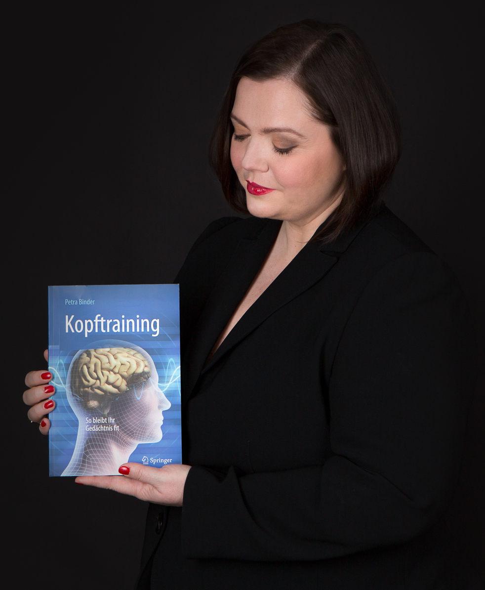 Petra Binder Kopftraining Buch