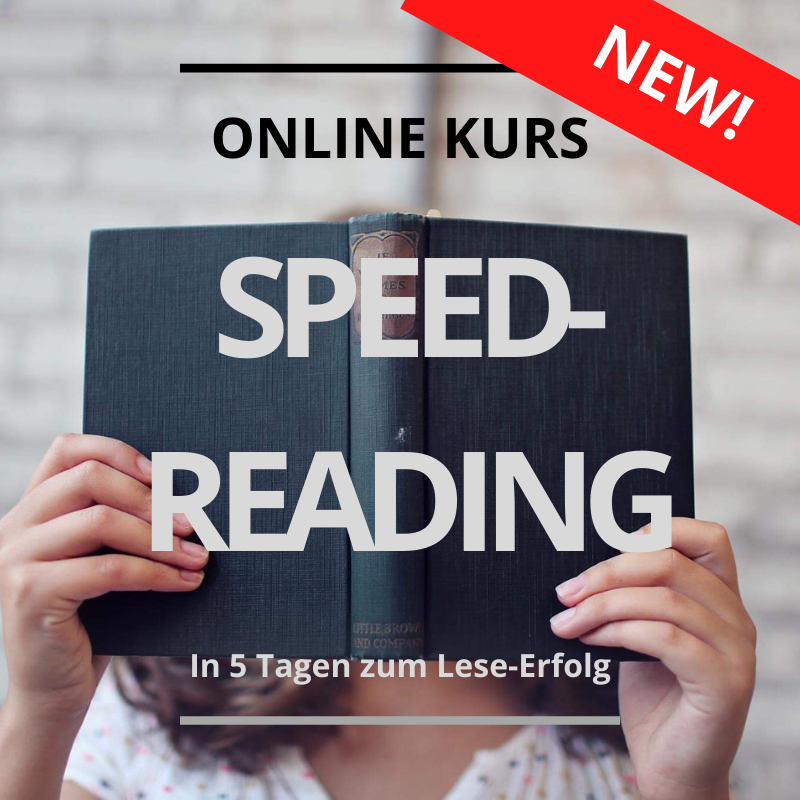 Online Speed-Reading Kurs